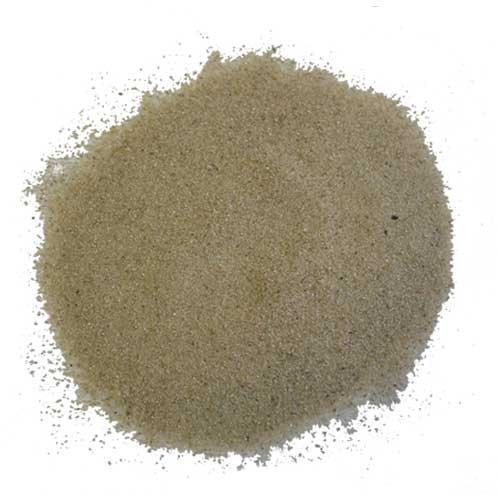 Substrat litière Terrano Sable du désert, nature, Ø 1-3 mm, 5 kg