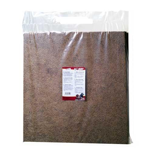 Décor Nattes en fibres de coco, 50x50 cm, 4 pcs.