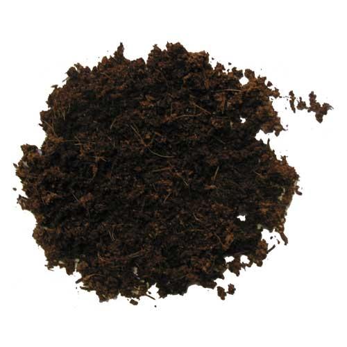 Substrat litière Terrano fibres végétales compressées