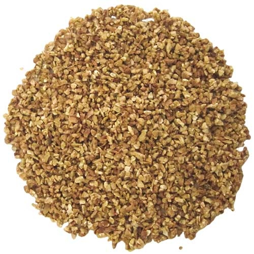 Substrat litière Terrano Calcium, ocre, Ø 2-3 mm