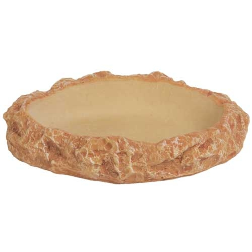 Ecuelle plate