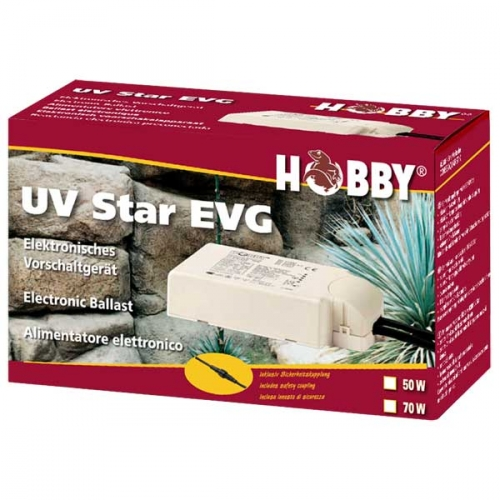 Ballast UV Star EVG