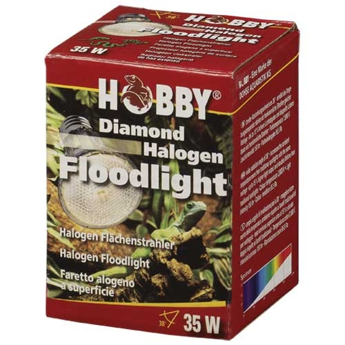Ampoules Reptiles Diamond Halogen Floodlight