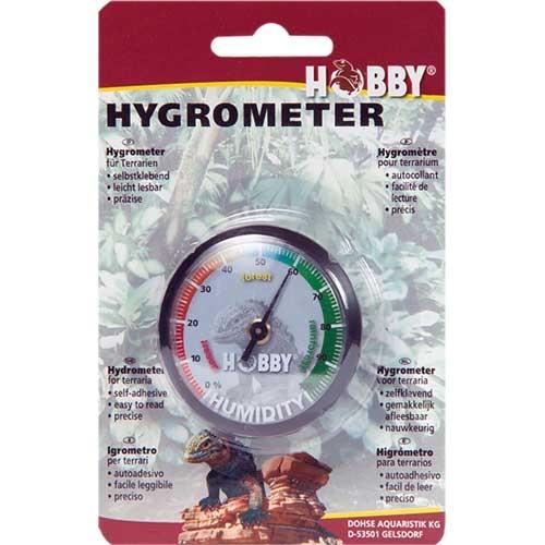 Hygromètre autocollant, (AH1), s.s.