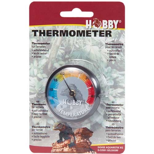 Thermomètre autocollant, (AT1), s.s.