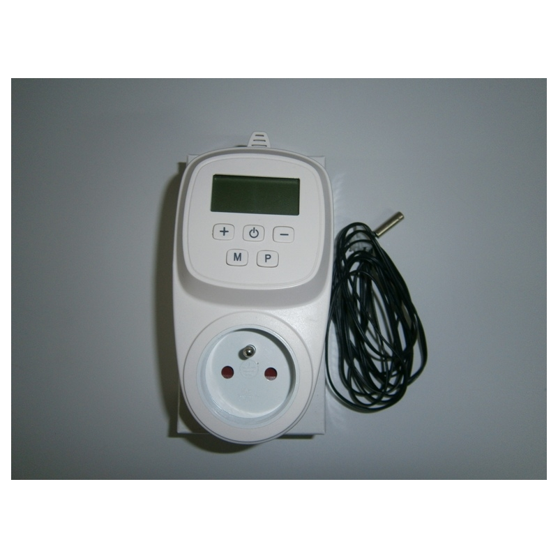 Thermostat HPTERRA jour/nuit