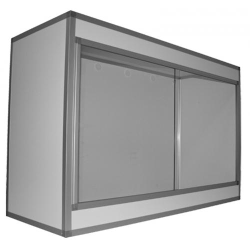 Terrarium  ALU/PVC 10mm hpterra